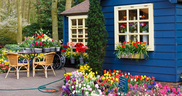 Ültesse kreatívan a tavaszi virághagymákat!